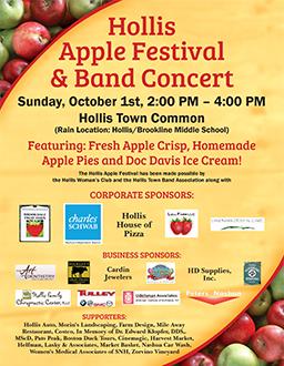 2017 apple festival poster-