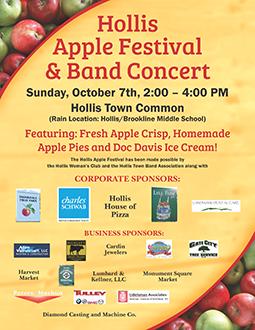 2018 Apple Festival Poster